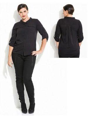 Skjorta Osiana från Carmakoma svart