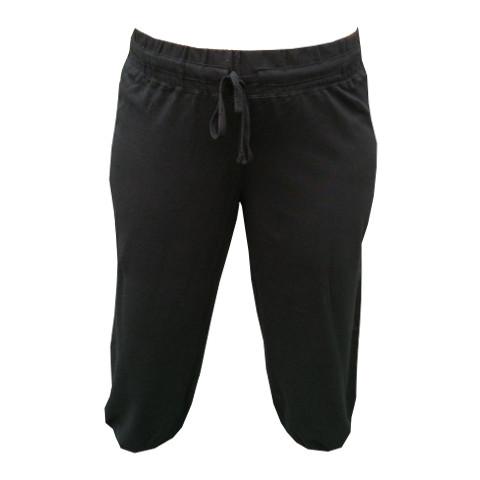 Sweatshirtbyxa från ZIZZI svart