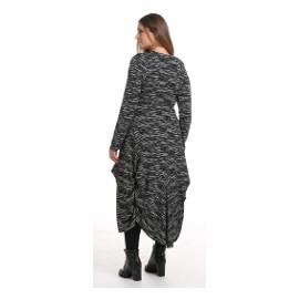 Tuff klänning i stora storlekar