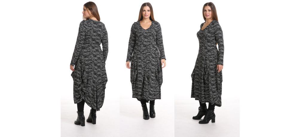 Superläcker klänning från maT fashion