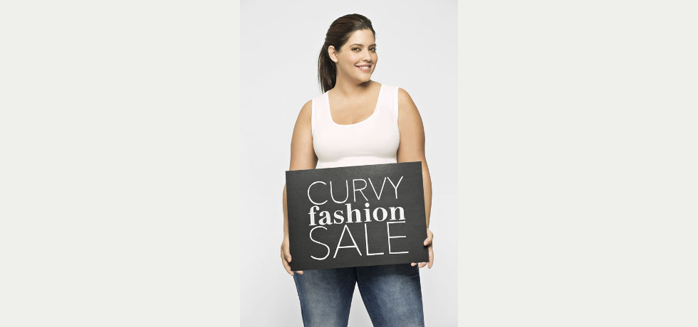 curvy fashion sale rea för stora storlekar