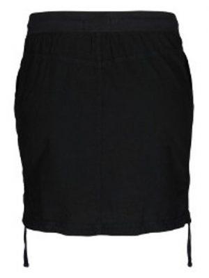 Billig kjol i bomull från Zizzi