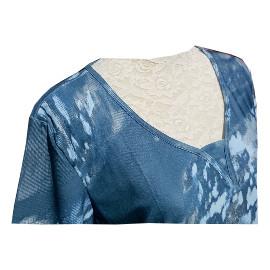 Detlaj på klänning från Zizzi
