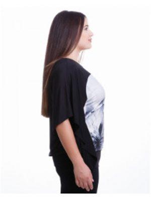 Toppar i stora storlekar från maT Fashion