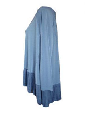 Indigo tunika från maT Fashion