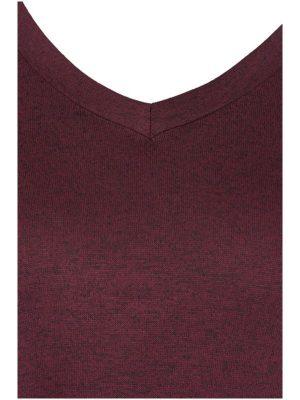 Vringad tröja från Zizzi
