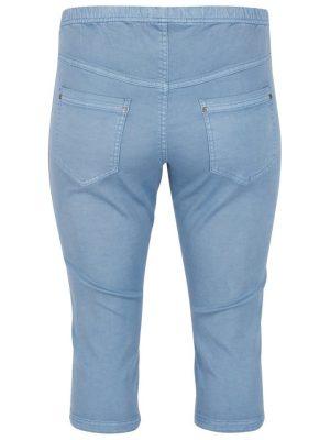 Jeansleggings i stor storlek
