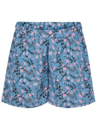 Blommiga shorts för en sommarfin stil