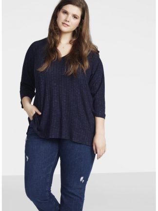 Mjuk och skön tröja i stora storlekar