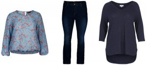 Blus Marbella 399:- Jeans Molly 599:- Tröja Trina 349:-