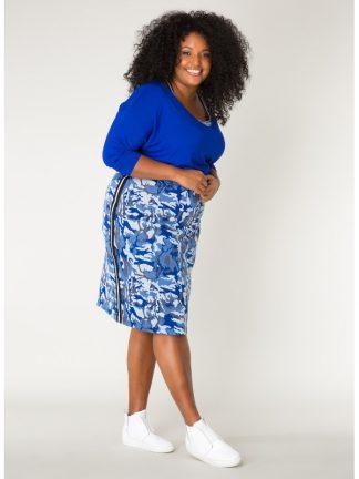 Fin kjol som passar till många tillfällen