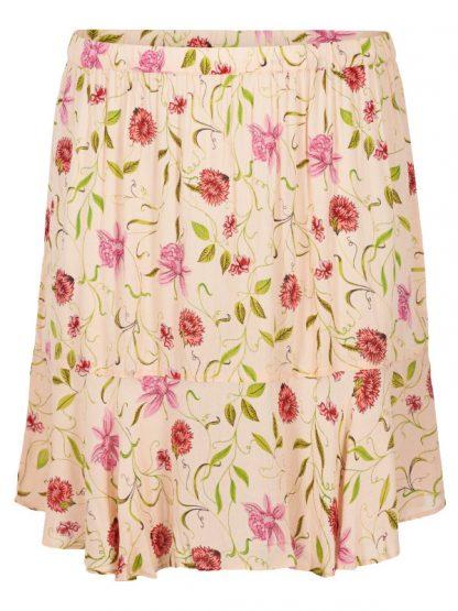 blommig kjol i storlek 46, storlek 48, storlek 50, storlek 52
