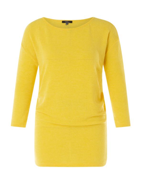 Gul tröja i storlek 46, storlek 48 och storlek 50