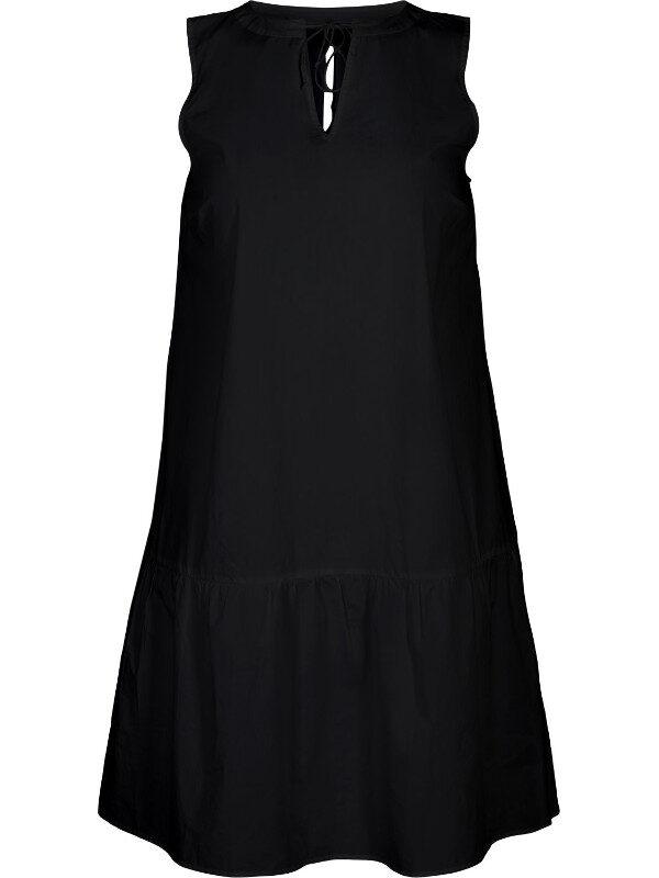 Svart klänning från Zizzi