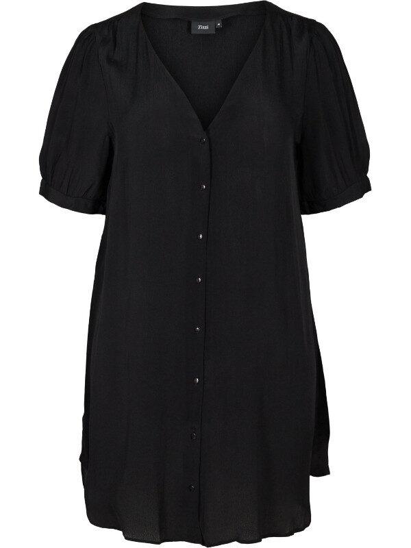 Klänning eller tunika i svart