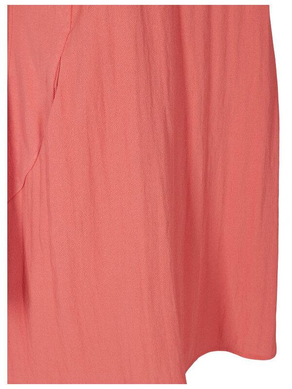 Skön klänning i plus size