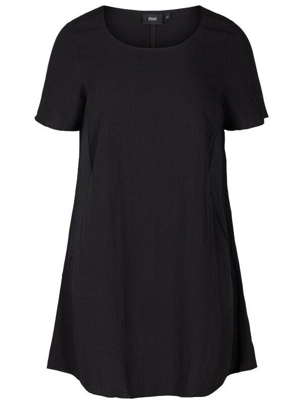 A-linjeformad klänning i stora storlekar