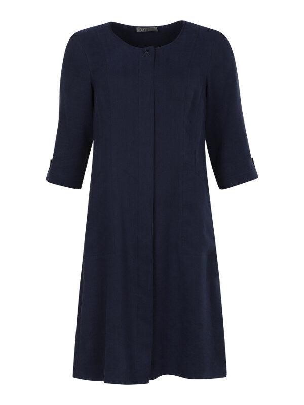 Skjortklänning i storlek 42-46